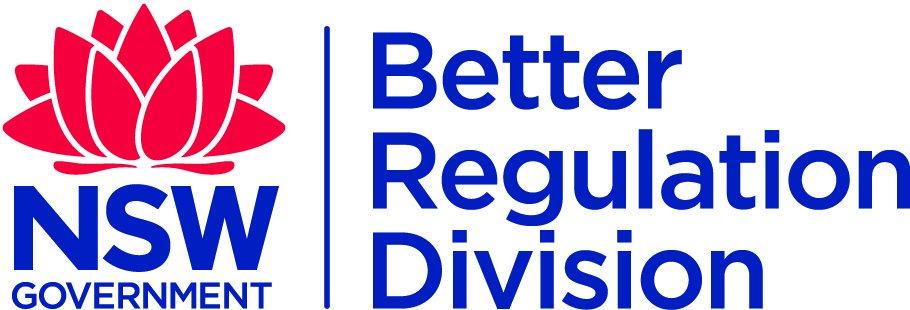 Better Regulation Division - State Government Logo